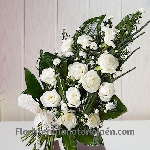 12 Rosas Blancas Jaén